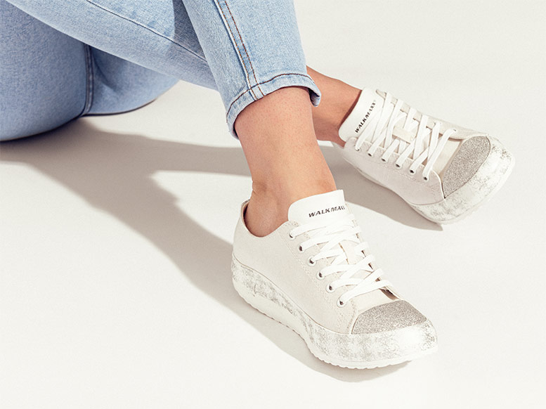 Walkmaxx Trend Leisure Shoes Glitter